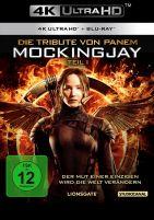 Die Tribute von Panem - Mockingjay: Teil 1 - 4K Ultra HD Blu-ray + Blu-ray (Ultra HD Blu-ray)