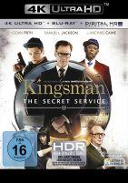 Kingsman - The Secret Service - 4K Ultra HD Blu-ray + Blu-ray (Ultra HD Blu-ray)