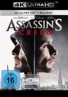 Assassin's Creed - 4K Ultra HD Blu-ray + Blu-ray (Ultra HD Blu-ray)
