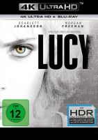 Lucy - 4K Ultra HD Blu-ray + Blu-ray (4K Ultra HD)