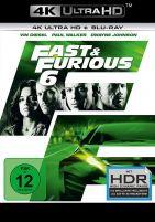 Fast & Furious 6 - 4K Ultra HD Blu-ray + Blu-ray (4K Ultra HD)