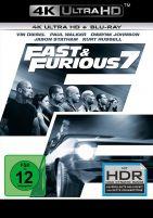 Fast & Furious 7 - 4K Ultra HD Blu-ray + Blu-ray (4K Ultra HD)