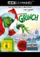 Der Grinch - 4K Ultra HD Blu-ray + Blu-ray (4K Ultra HD)
