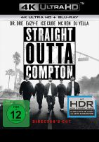 Straight Outta Compton - Director's Cut / 4K Ultra HD Blu-ray + Blu-ray (4K Ultra HD)
