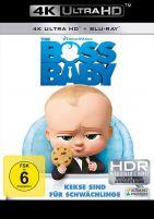 The Boss Baby - 4K Ultra HD Blu-ray + Blu-ray (4K Ultra HD)