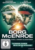 Borg/McEnroe - Duell zweier Giganten (DVD)