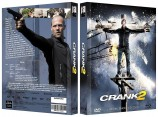 Crank 2: High Voltage - Limited Uncut Edition / Cover B (Blu-ray)