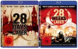 28 Days Later & 28 Weeks Later (Blu-ray)