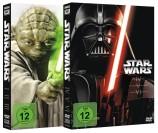 Star Wars Trilogie 1-3 + Star Wars Trilogie 4-6 (DVD)