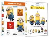 ICH - einfach unverbesserlich 1+2 & Minions (DVD)