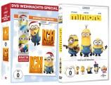 ICH - einfach unverbesserlich 1+2 - Weihnachts-Special + Minions (DVD)
