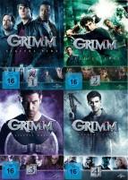 Grimm Staffel 1-4 Set (DVD)
