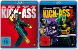 Kick-Ass 1+2 Set (Blu-ray)