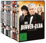 Der Denver Clan - die komplette Serie - Staffel 1-9 Set (DVD)