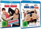 Dumm und Dümmer - Unzensiert + Dumm und Dümmehr (Blu-ray)