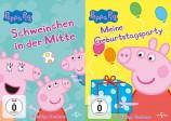 Peppa Pig - Vol. 1+2 - Schweinchen in der Mitte / Meine Geburtstagsparty (DVD)