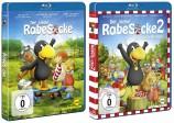Der kleine Rabe Socke 1+2 Set (Blu-ray)