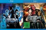 Hellboy - Director's Cut + Hellboy 2 - Die goldene Armee - 2-Disc Special Edition (Blu-ray)