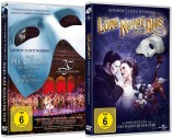 Das Phantom der Oper + Love Never Dies - Musical Set (DVD)