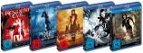 Resident Evil 1-5 Set - Teil 4+5 in Blu-ray 3D (Blu-ray)