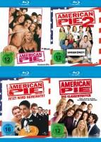American Pie - Teil 1,2,3 + Das Klassentreffen Set (Blu-ray)