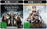 Snow White & the Huntsman + The Huntsman & the Ice Queen / Extended Edition / 4K Ultra HD Blu-ray + Blu-ray Set (Ultra HD Blu-ray)