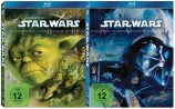 Star Wars Trilogie 1-3 + Star Wars Trilogie 4-6 - The Complete Saga (Blu-ray)