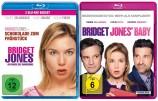 Bridget Jones - Schokolade zum Frühstück & Bridget Jones - Am Rande des Wahnsinns + Bridget Jones' Baby / Set (Blu-ray)
