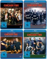 Chicago Fire - Staffel 1-4 Set (Blu-ray)
