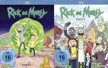 Rick and Morty - Staffel 1 & 2 Set (Blu-ray)