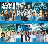 Hawaii Five-O - Staffel 1-6 Set (Blu-Ray)