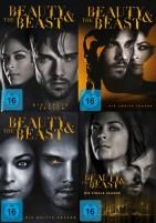 Beauty and the Beast - Staffel 1-4 (DVD)