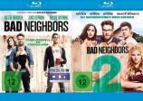 Bad Neighbors 1+2 Set (Blu-ray)