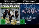 Die Unfassbaren - Now You See Me 1+2 Set - 4K Ultra HD Blu-ray + Blu-ray (Ultra HD Blu-ray)