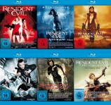 Resident Evil 1-6 Set (Blu-ray)
