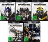 Transformers 1-5 - 4K Ultra HD Blu-ray + Blu-ray (Ultra HD Blu-ray)