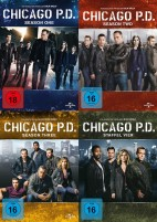 Chicago P.D. - Staffel 1-4 Set (DVD)