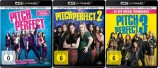 Pitch Perfect 1+2+3 Set - 4K Ultra HD Blu-ray + Blu-ray (4K Ultra HD)