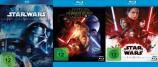 Star Wars: Trilogie - Episode IV-VI + Episode VII - Das Erwachen der Macht + Episode VIII - Die letzten Jedi - Set (Blu-ray)