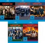 Chicago Fire - Staffel 1-5 Set (Blu-ray)