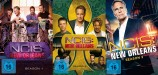 Navy CIS New Orleans - Staffel 1+2+3 Set (DVD)