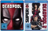Deadpool 1+2 Set (Blu-ray)