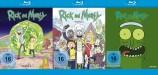 Rick and Morty - Staffel 1+2+3 Set (Blu-ray)