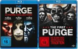 The Purge - 3-Movie-Collection + The First Purge - Set (Blu-ray)