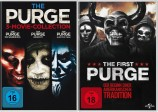 The Purge - 3-Movie-Collection + The First Purge - Set (DVD)
