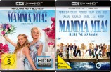 Mamma Mia! + Mamma Mia! Here We Go Again - 4K Ultra HD Set (Blu-ray)