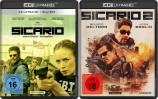 Sicario + Sicario 2 - 4K Ultra HD Blu-ray (4K Ultra HD)