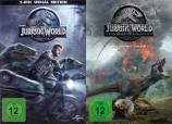 Jurassic World - Special Edition + Jurassic World - Das gefallene Königreich - Set (DVD)
