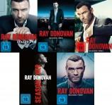 Ray Donovan - Die kompletten Staffeln 1-5 - Set (DVD)