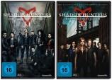 Shadowhunters - Chroniken der Unterwelt - Die komplette Staffel 3 - Staffel 3.1 + 3.2 im Set (DVD)